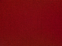 Red texture background, fabric Royalty Free Stock Images