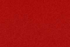 Red Christmas background with shiny color speckles Stock Photo
