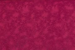 Red textured background. White horizontal red muslin background texture Stock Photos