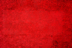 red textured background Royalty Free Stock Image
