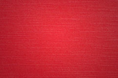 Red textured paper Royalty Free Stock Image
