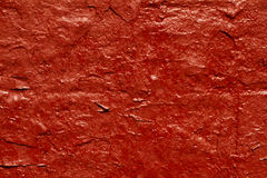 Red textured wall Stock Photos