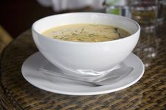 Red Thai curry Stock Images