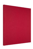 Red thin book Stock Photography