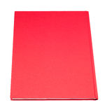 Red thin book Royalty Free Stock Images