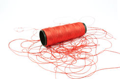 Red Thread Stock Image