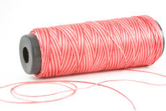 Red Thread Royalty Free Stock Photo