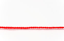 Free Red Thread Stock Photography - 18395052