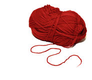 The red thread Stock Photos