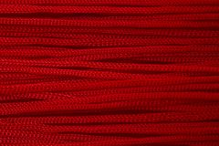 Red thread background Royalty Free Stock Image