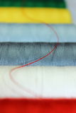 Red thread Stock Photography