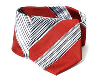 Red tie. Business fashion - Red tie stock images