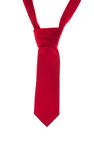 Red tie Royalty Free Stock Photo