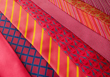 Red Ties Royalty Free Stock Photos
