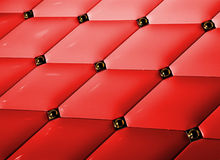 Red tile background Royalty Free Stock Images