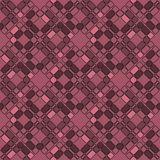 Red tile seamless pattern Stock Photos