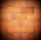 Red tiles Royalty Free Stock Photos