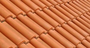 Red Tiles Royalty Free Stock Images