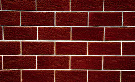 Red tiles Royalty Free Stock Image