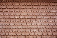 Red  tiles background stock image