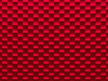 Red tiles. Glamour abstract pattern Royalty Free Stock Photos