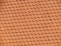 Red tiles roof Royalty Free Stock Photo