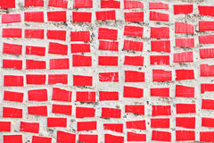 Red tiles Royalty Free Stock Photo