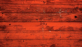 Red timber wooden background Stock Photo