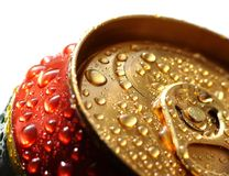 Red tin Stock Images