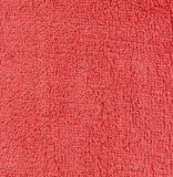 Red tissue background Stock Photography