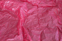 Red tissue paper background Royalty Free Stock Images