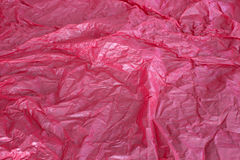 Red tissue paper background Stock Images