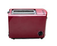 Red toaster Royalty Free Stock Photos