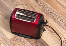 Red toaster Royalty Free Stock Photography