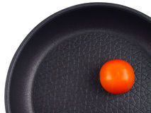 The red tomato Royalty Free Stock Photography