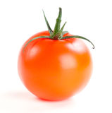 Red Tomato. On white background Stock Photography