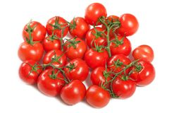 Red tomato food Royalty Free Stock Photos