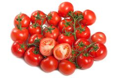 Red tomato food Royalty Free Stock Photography