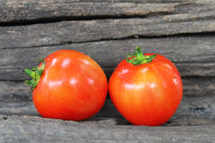 Red tomato Stock Image