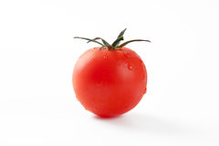 Red tomato isolated Stock Image