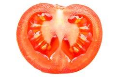 Red Tomato Slice Royalty Free Stock Image