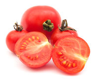 Red tomato vegetable Royalty Free Stock Photography