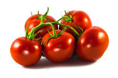Red tomato Stock Image