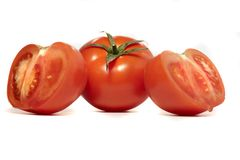 Red tomatoe Royalty Free Stock Image