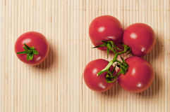 Red tomatos Royalty Free Stock Images