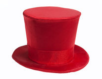 Red Top Hat stock images