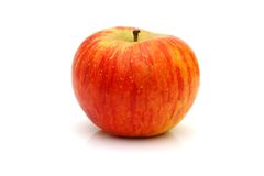Red topaz apple Royalty Free Stock Photo