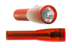 Red torch Stock Photography