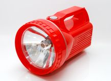 Red Torch Light Royalty Free Stock Image