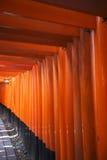 Red Torii gate Stock Photos
